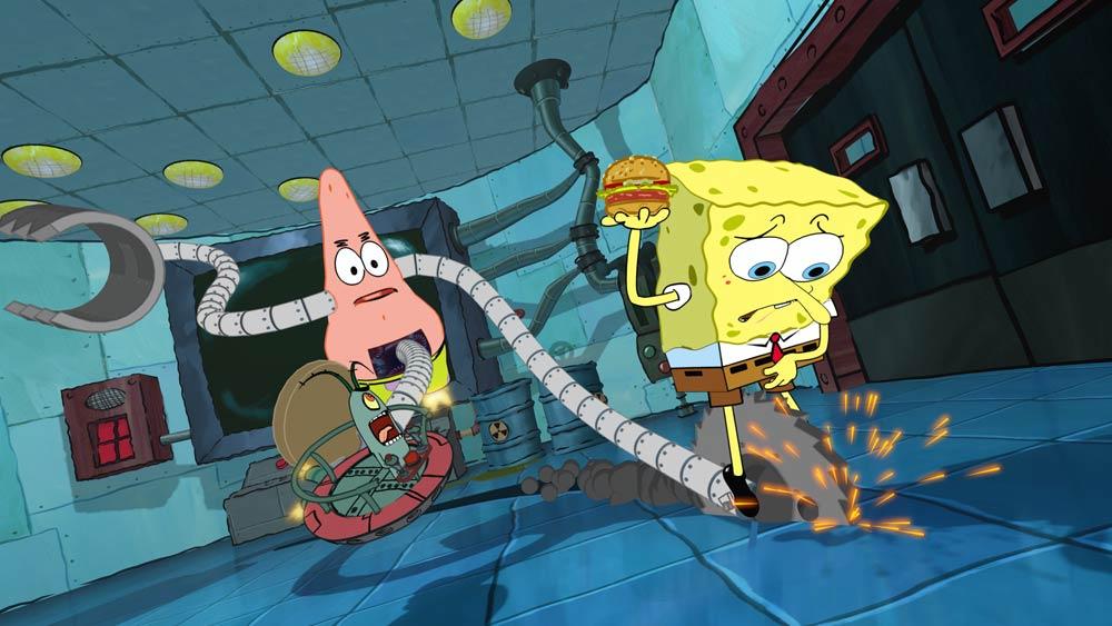 image spongebob squarepants 4d ride 6jpg