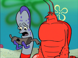 Larry in Bubble Buddy-33