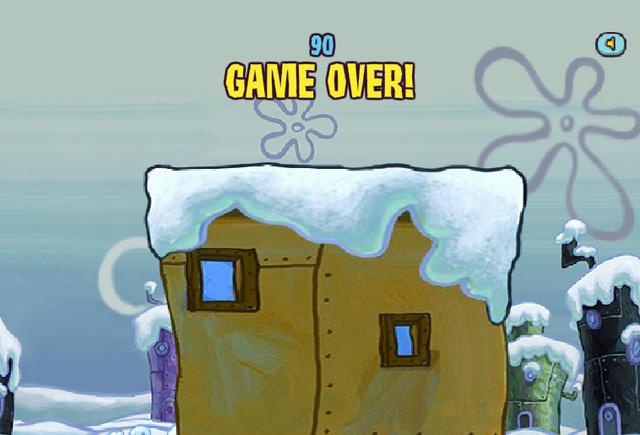 File:Spongebob Winter RUNerland Game Over.png