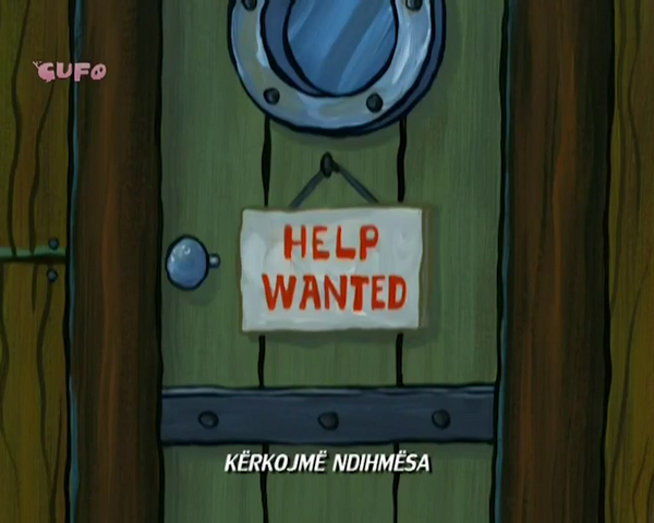 File:S8E1b - Help Wanted (Albanian).png