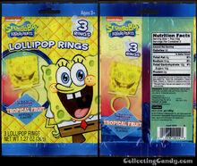 CC Frankford-Candy-Nickelodeon-Spongebob-Squarepants-Lollipop-Rings-tropical-fruit-1 27-oz-3-pack-candy-package-March-2014