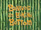 Banned in Bikini Bottom