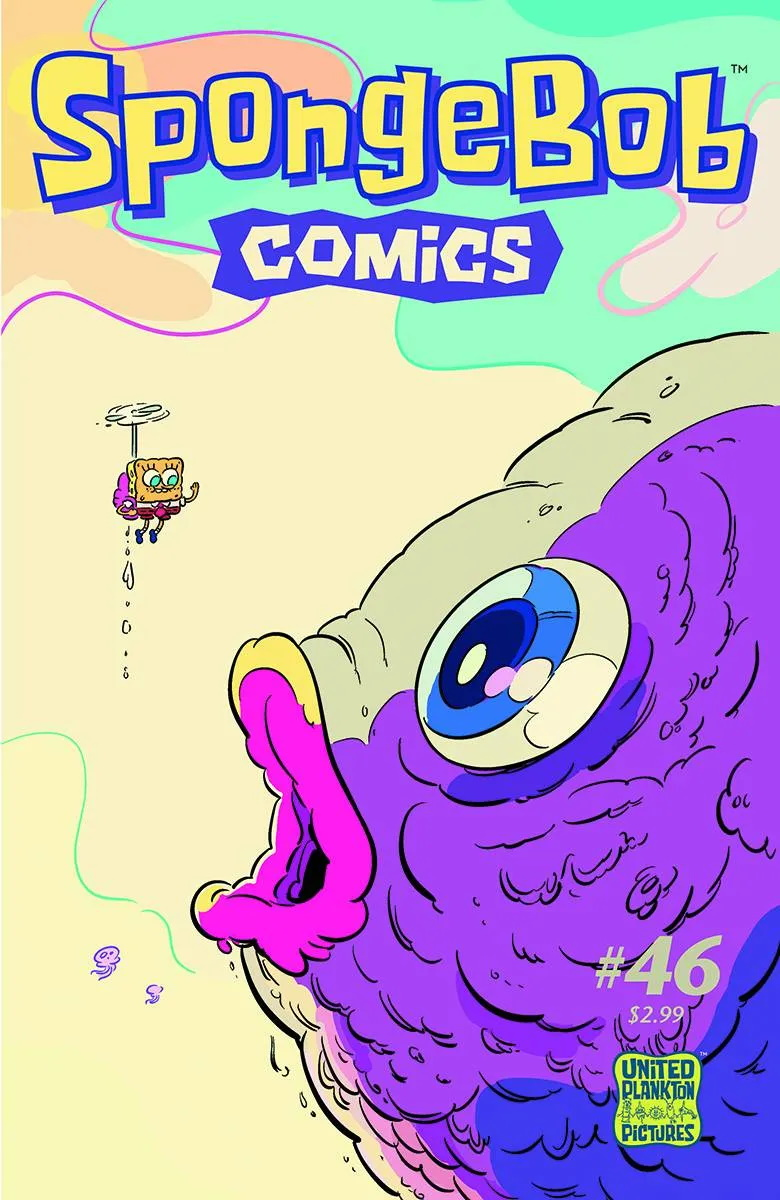 SpongeBob Comics No. 46