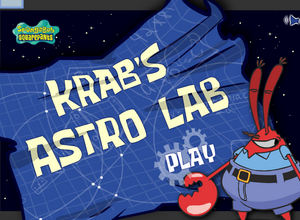 Mr.Krab's Astro Lab