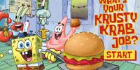 What's Your Krusty Krab Job?