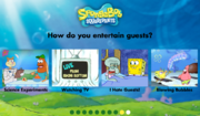 Where Would You Live in Bikini Bottom? - How do you entertain guest?