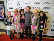 LA Animation Festival - Tom Kenny and Nylon Pink