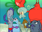 Larry in Bubble Buddy-32