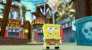 3d Spongebob In 1 Macanic Area3