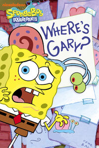 Where's Gary Kindle Cover