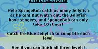 SpongeBob's Jellyfishin' Game/gallery