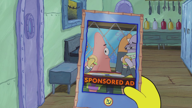 File:SpongeBob Checks His Snapper Chat 45.png
