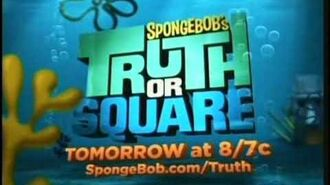 """(HQ) """"Truth or Square"""" Promos"""