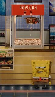 Cossions sponge