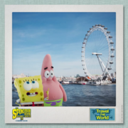 SpongeBob & Patrick Travel the World - UK 2