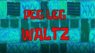 SpongeBob Music Peg Leg Waltz