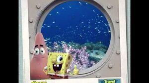 Spongebob & Patrick Travel the World AUSTRALIA Paramount Pictures Australia