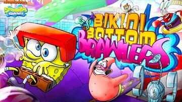Bikini Bottom Brawlers Nick Gamer Tips Nick