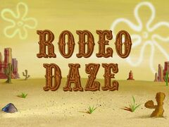 Rodeo Daze
