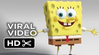 The SpongeBob Movie Sponge Out of Water - Have a Happy Day