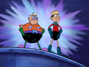 Mermaid Man & Barnacle Boy VI The Motion Picture 003