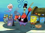 Mr. Krabs in Pet or Pests-22