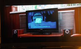 SpongeBob in The Karate Kid