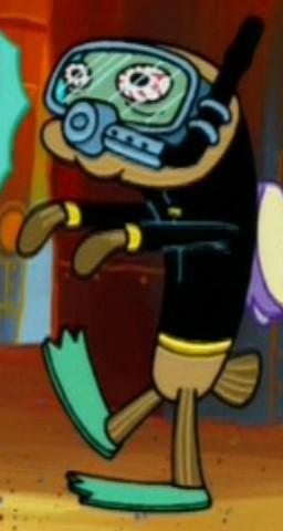 Scubadiverfish