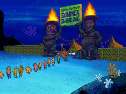 Bikini Bottom Summer Shinding