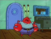 Mr.Krabs in Suds-2