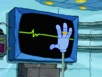 SpongeBob SquarePants Karen the Computer Arms-2