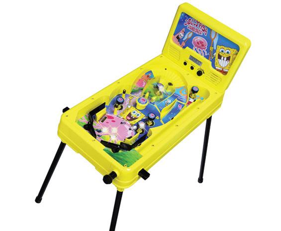 File:SpongeBob SquarePants Free Standing Electronic Pinball Machine.jpg
