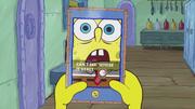 SpongeBob Checks His Snapper Chat 32