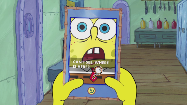 File:SpongeBob Checks His Snapper Chat 32.png