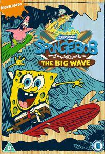 SpongeBob SquarePants vs. The Big One New DVD