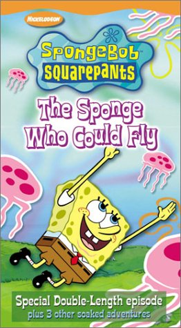 File:The Sponge Who Could Fly (VHS).jpg