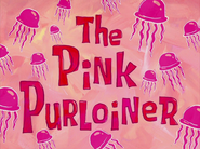 The Pink Purloiner