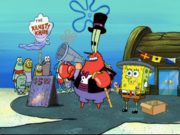 Mr. Krabs in Pet or Pests-23