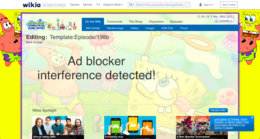 Ad blocker interference detected!