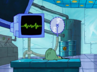 SpongeBob SquarePants Karen the Computer Arms-10