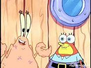 Mr.krabs 12 and spongebob