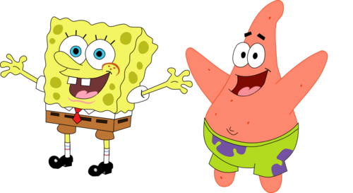 Spongebob and patrick icon pack by neposas-d4gqm3r
