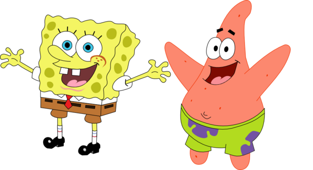 File:Spongebob and patrick icon pack by neposas-d4gqm3r.png