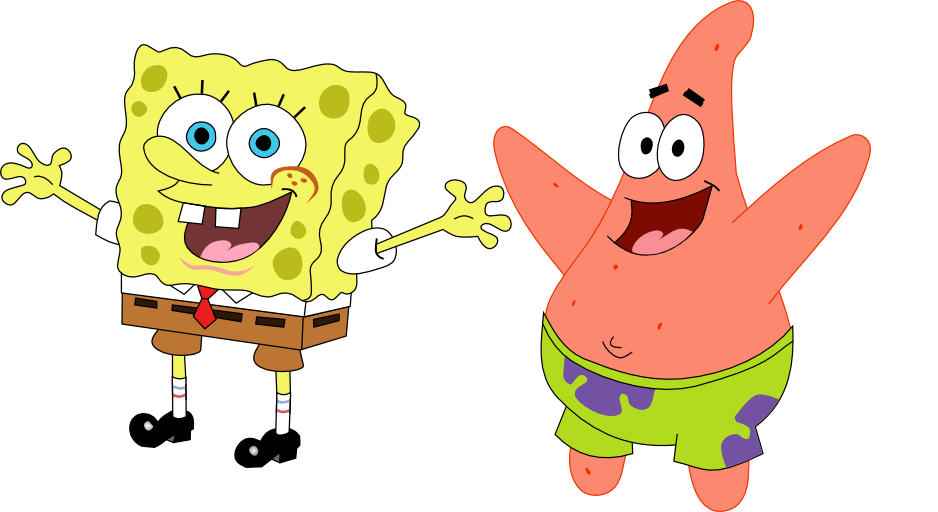 Image spongebob and patrick icon pack by neposas d gqm r