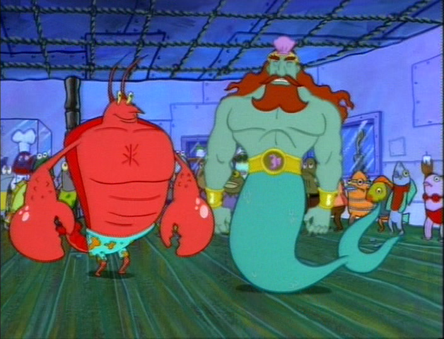 File:Larry the Lobster in Neptune's Spatula-16.png