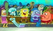 Spongebob squarepants movie screenshot 9