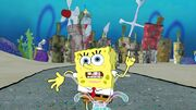 SpongeBob SquarePants 4-D Ride 2