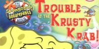 Trouble at the Krusty Krab!