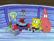 Mr.Krabs in Wormy-4