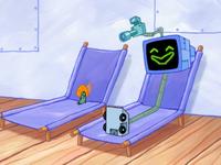 SpongeBob SquarePants Karen the Computer Camera